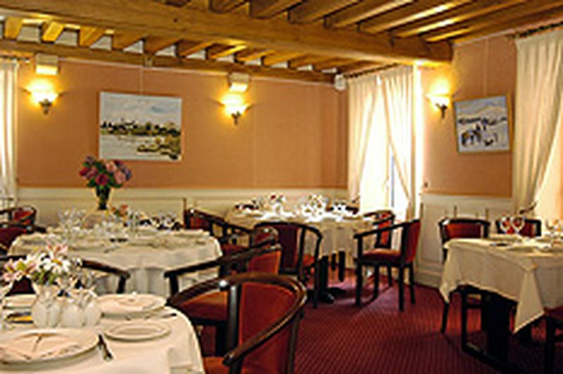 Restaurant Grand Saint Benoit Loiret