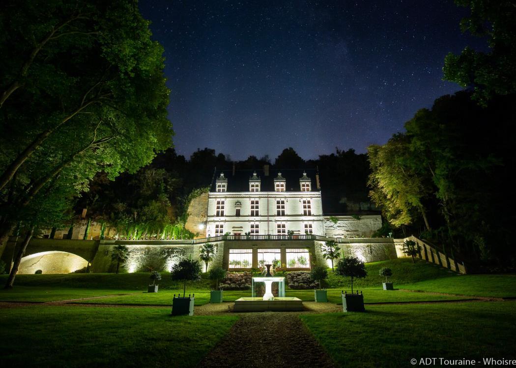 3.Vue Nocturne du Château - 3