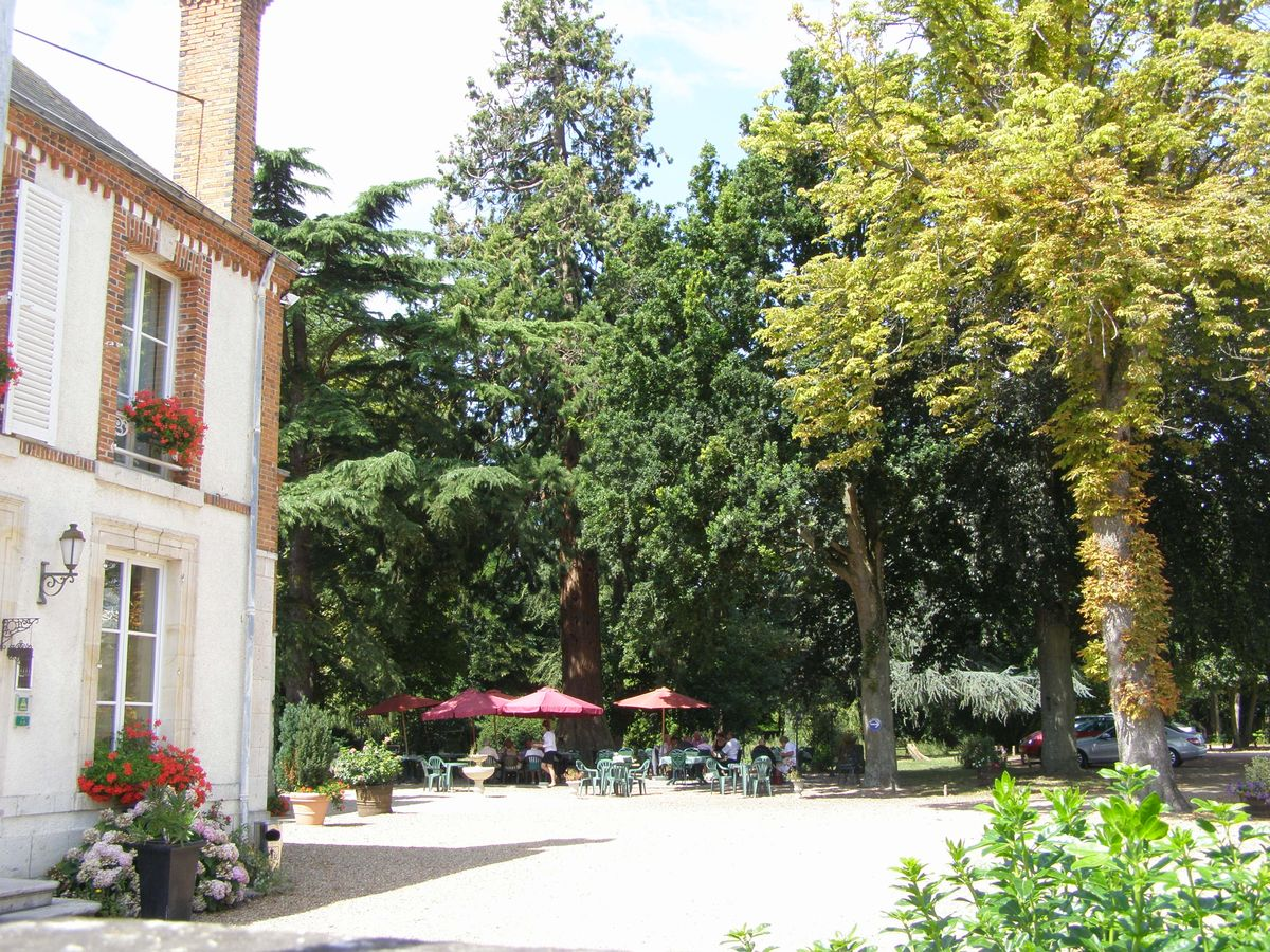 Villa des Bordes Clery Saint Andre France