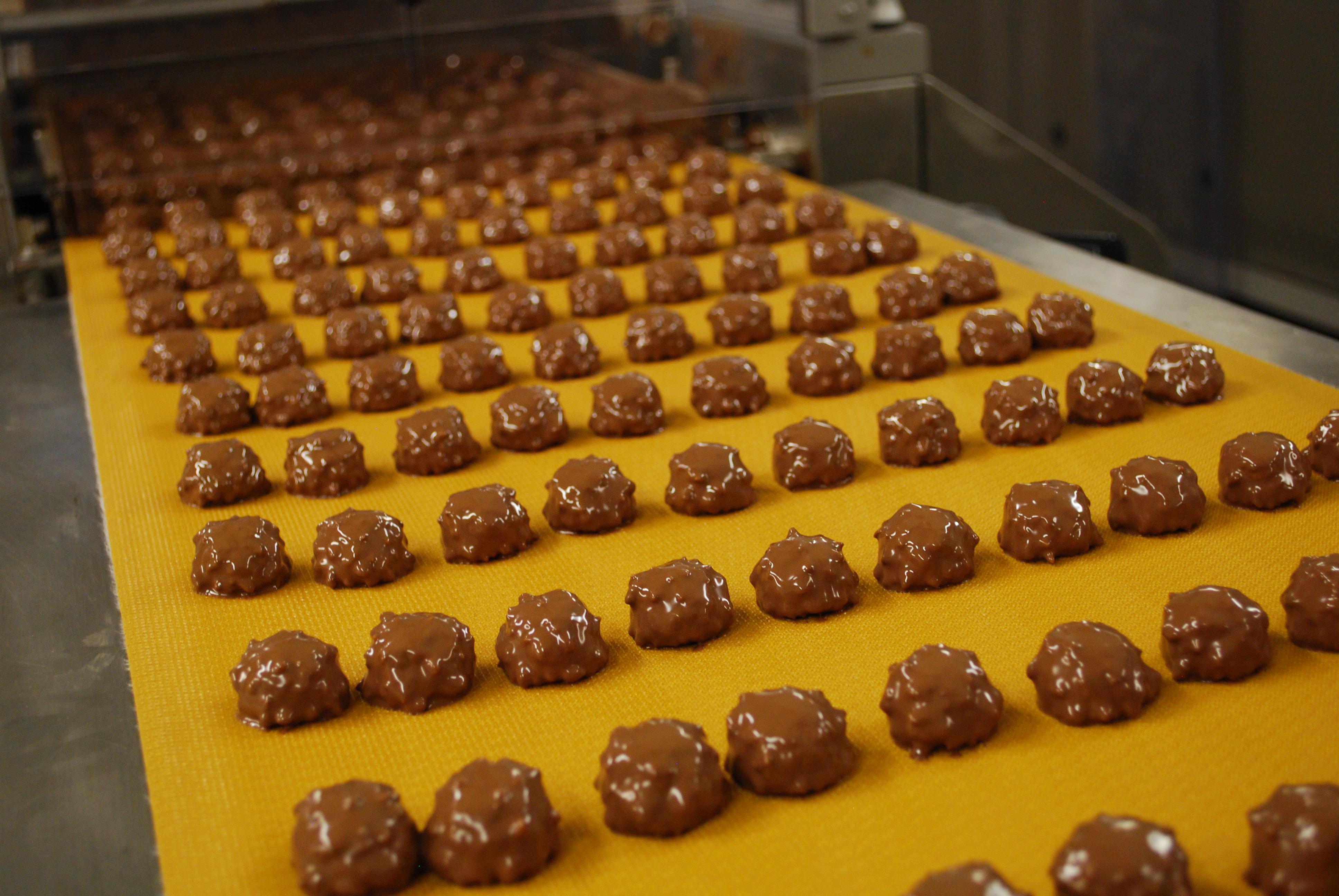 Chocolaterie Alex Olivier, NEUVILLE AUX BOIS Tourisme Loiret # Chocolaterie De Neuville Aux Bois