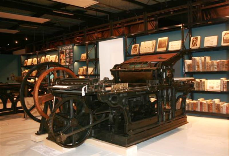 Atelier Musée de l'Imprimerie