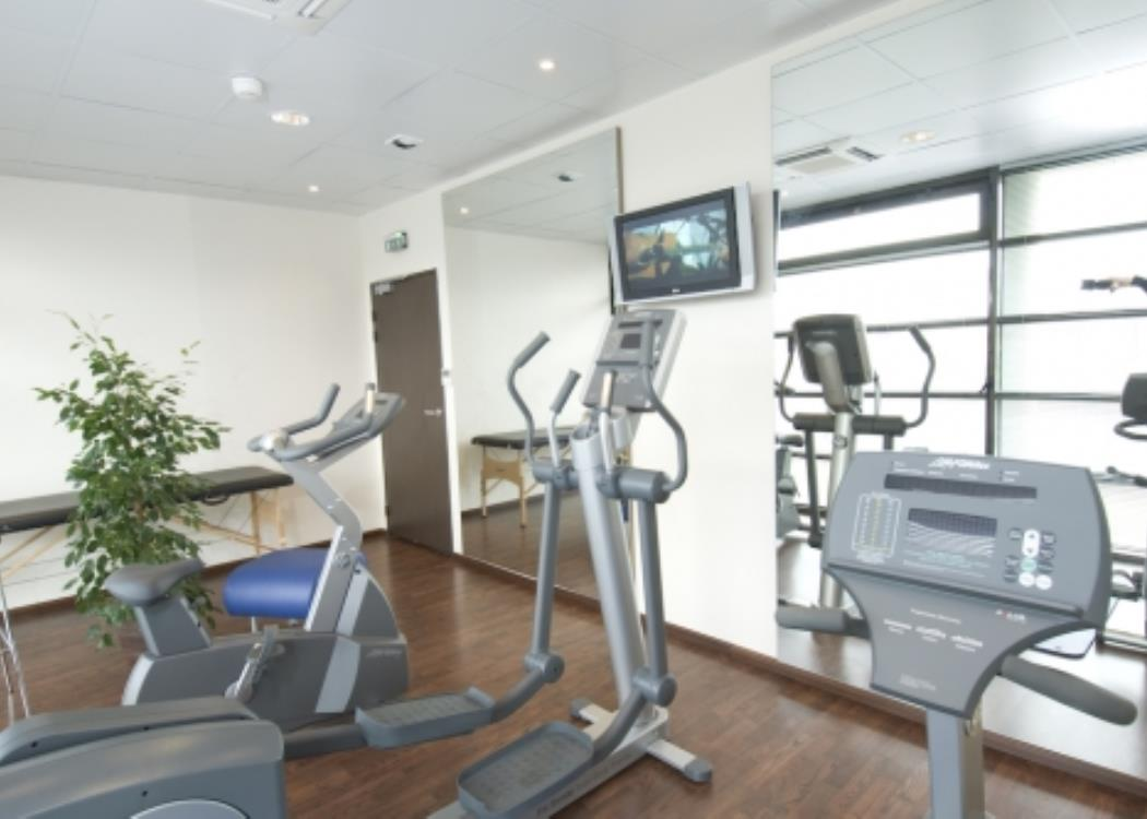 Salle Fitness Suite Home Orléans Saran