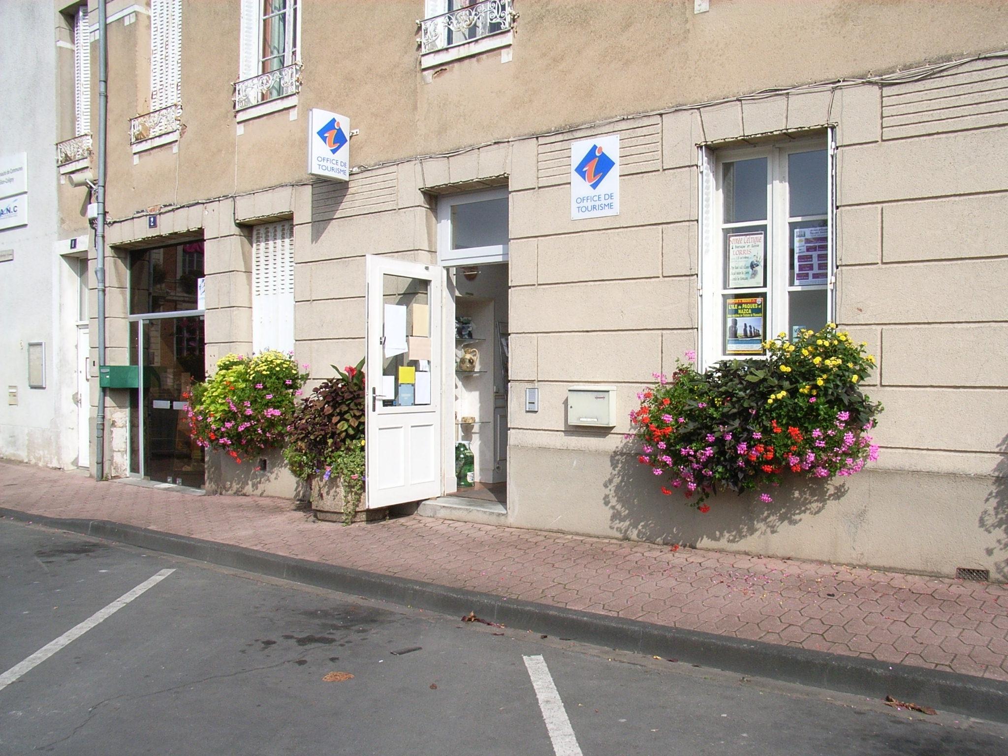 Office de Tourisme de Châtillon-Coligny et Ste Geneviève des Bois