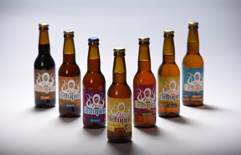 Bières Octopus