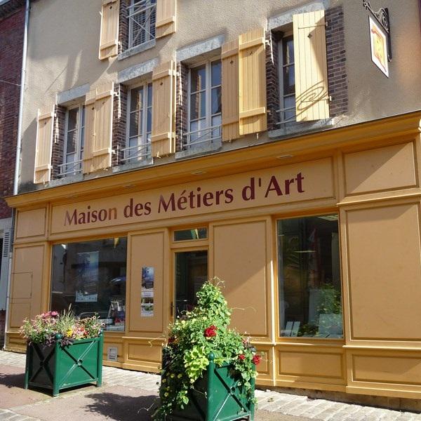Maison des Métiers d'Art de Ferrières