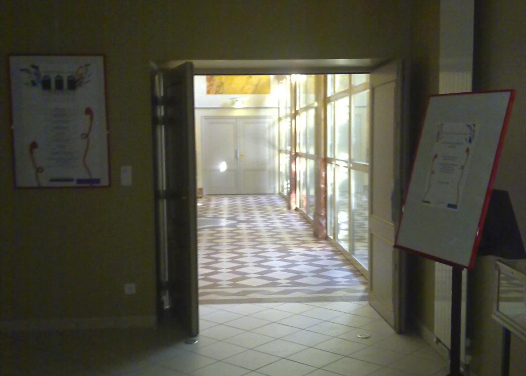 Salle de l'institut 7