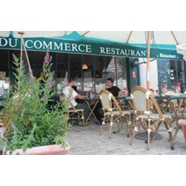 Terrasse du café du commerce
