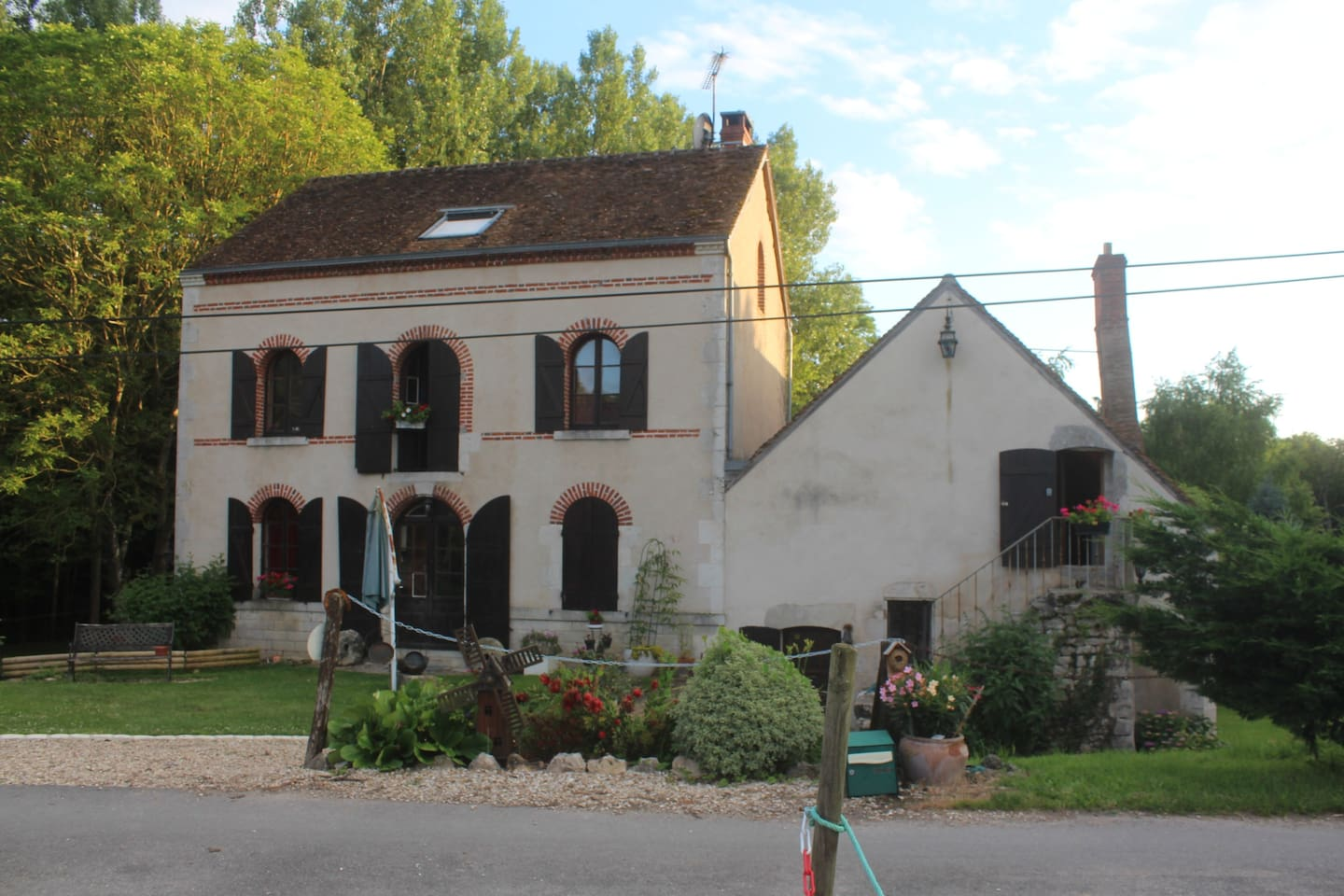 Le Moulin de la Fontaine