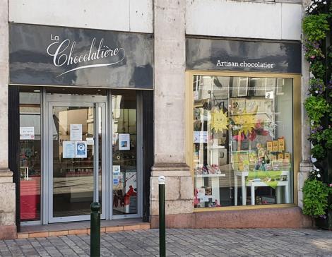 La Chocolatière - Orléans