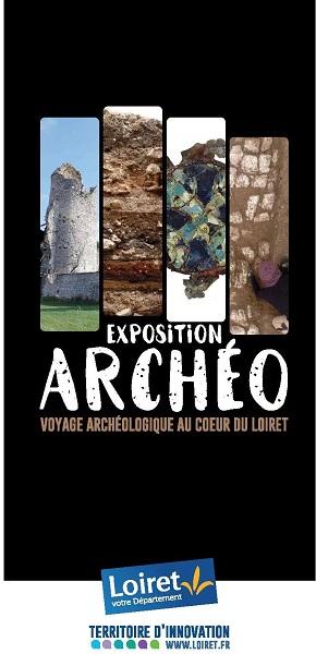 Voyage archéologique dans le Loiret