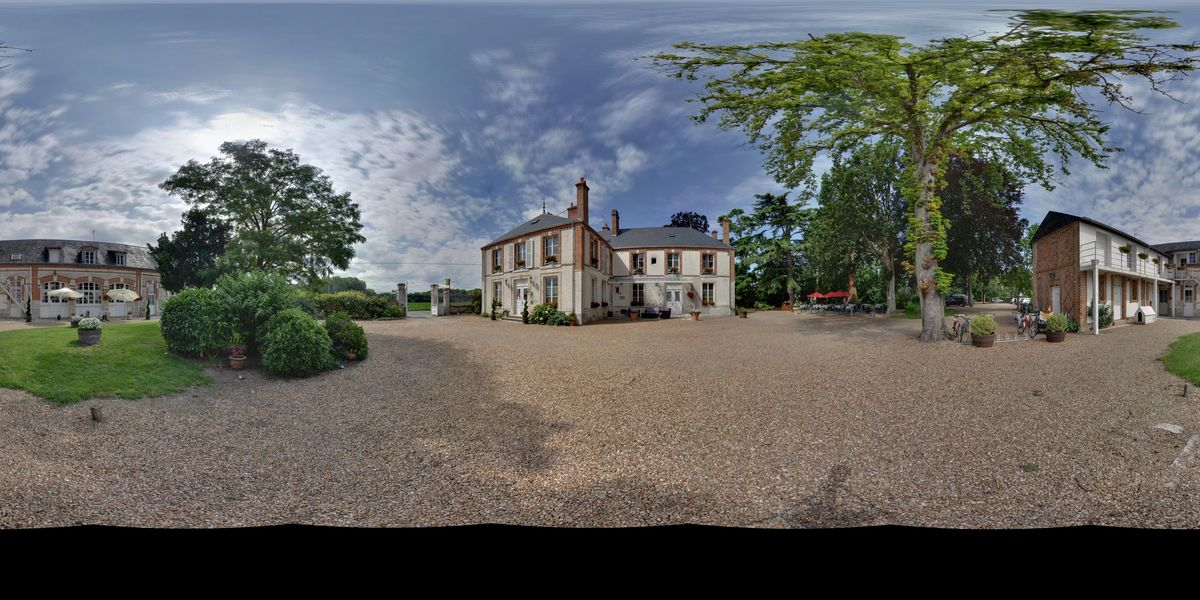 Villa Des Bordes  Clery